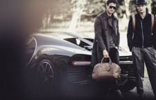 Armani per Bugatti: capsule collection autunno/inverno 2016-2017