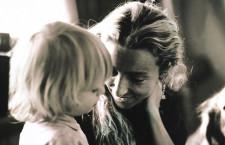 Fanca Sozzani e il figlio Francesco Carrozzini (Franca. Chaos and Creation)