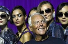 Spazio ai giovani talenti per Re Giorgio a Milano Moda Uomo