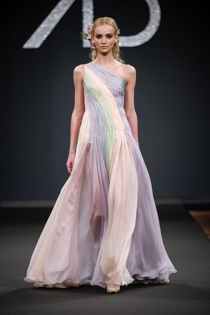 Renato Balestra Couture - Courtesy of Balestra Press Office
