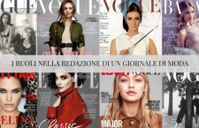 Quali sono i ruoli nella redazione di un giornale di moda?