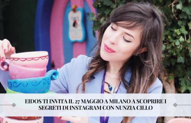 Comunicare la moda su Instagram, a Milano un workshop dedicato di Eidos Communication