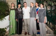 I colori di Marrakech nell'alta moda di Vittorio Camaiani