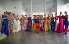 """Ad Altaroma l'arte incontra la moda con la """"Fauve Couture"""" di Filippo Laterza"""