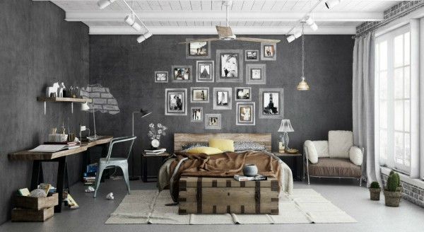 Sedie e poltroncine design per una casa industrial chic | TrendsToday