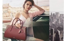 Selena Gomez per COACH_Courtesy of Press Office