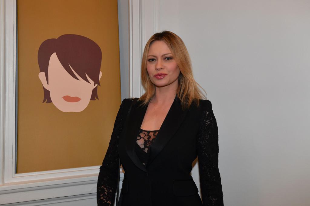 Anna Falchi, Courtesy of S/C Comunicazione