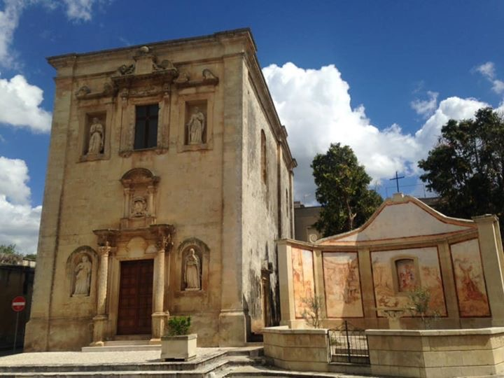 Zollino, Chiesa di Sant'Anna