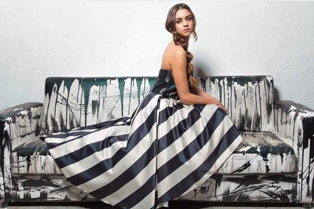 Emilia Scaccia Couture _Location Spazio 2.0 Roma_ credits Ph. Giuliano Froio