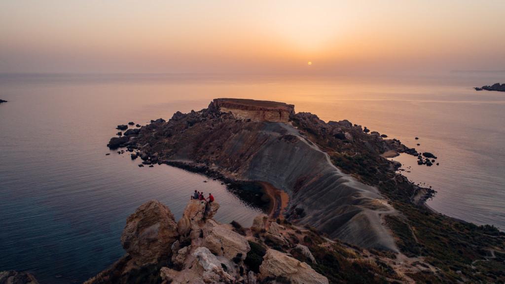 Yoga a Gozo nell'isola di Malta_credits Courtesy of Malta Tourism Authority