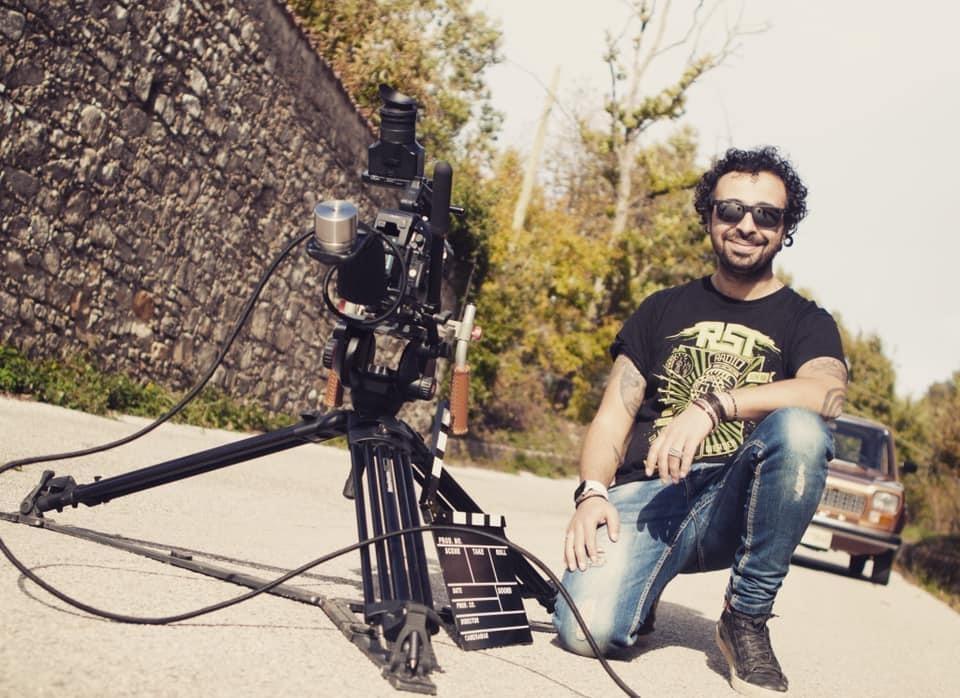 Il regista Luigi Scarpa_credits Courtesy of Press Office