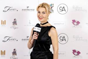 La conduttrice della serata Erika Gottardi_credits Courtesy of Press Office