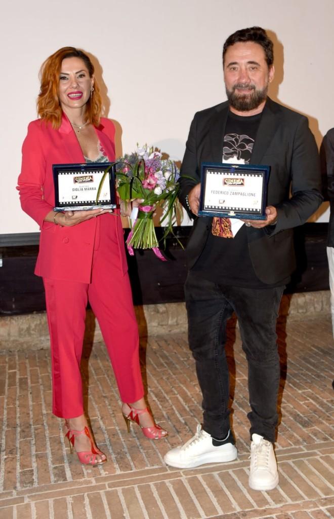 Federico Zampaglione e Giglia Marra_Ph. Marco Bonanni
