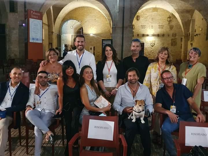 I premiati e lo staff della kermesse_Ph. Marco Bonanni