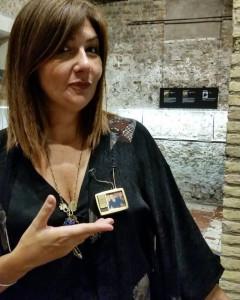 Monica Cecchini, organizzatrice della kermesse RJW